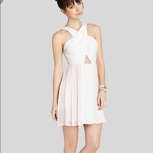 Bcbgeneration flirty crisscross dress!